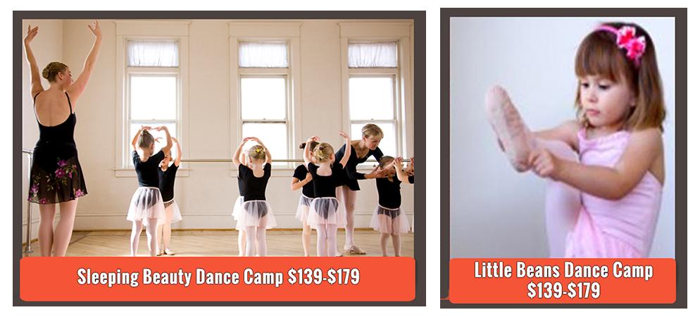 Dance summer camps