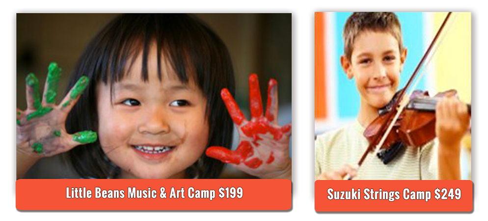 Music summer camps part 1