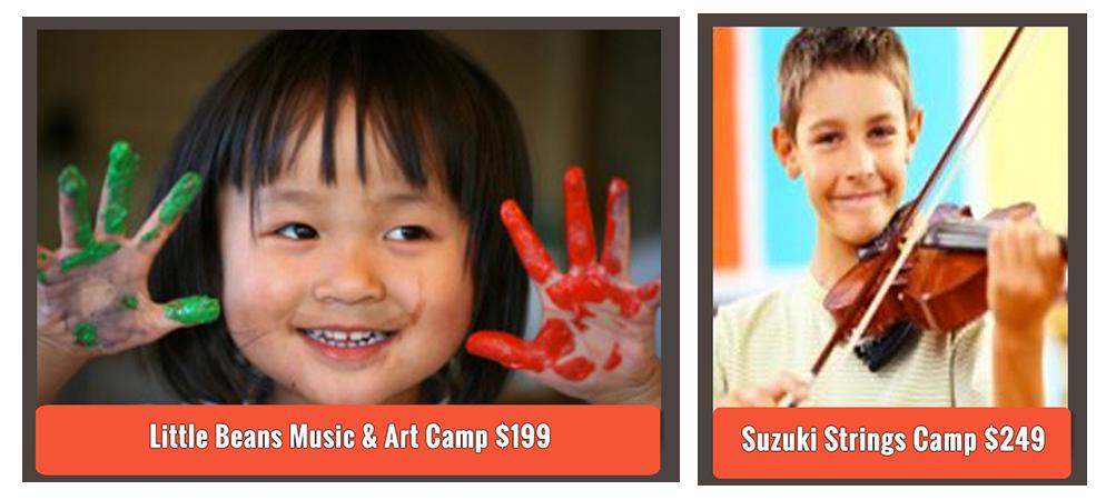 Music summer camps part 1
