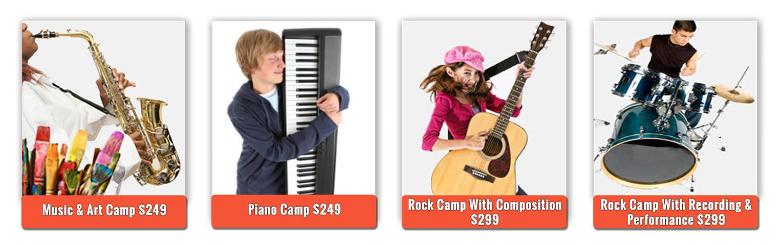 Music summer camps part 2