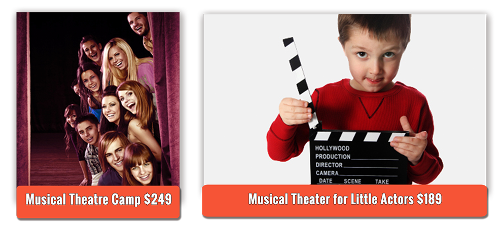 Theater summer camps